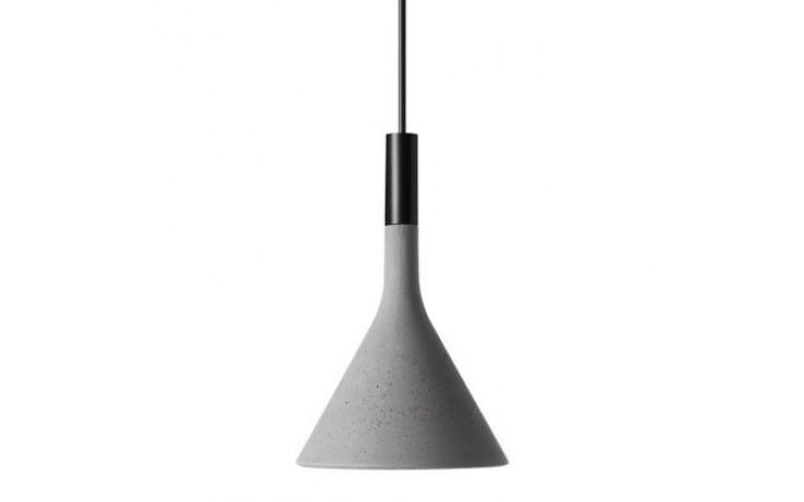 Foscarini - LAMPADA A SOSPENSIONE APLOMB - grigio