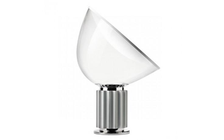 Lampade Da Tavolo Flos : Flos taccia led argento lampade da tavolo illuminazione