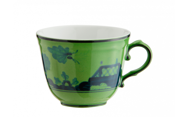 Richard Ginori - TAZZA CAFFE' ORIENTE ITALIANO MALACHITE