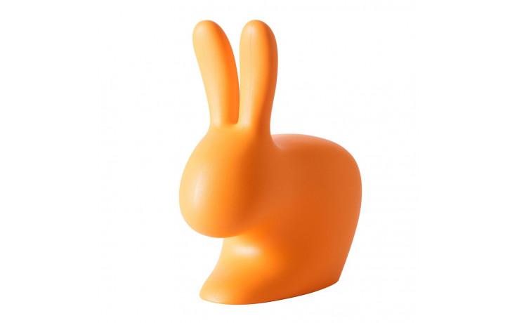 Qeeboo - RABBIT CHAIR - arancione