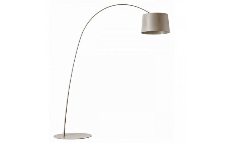 Foscarini - LAMPADA DA TERRA TWIGGY - greige