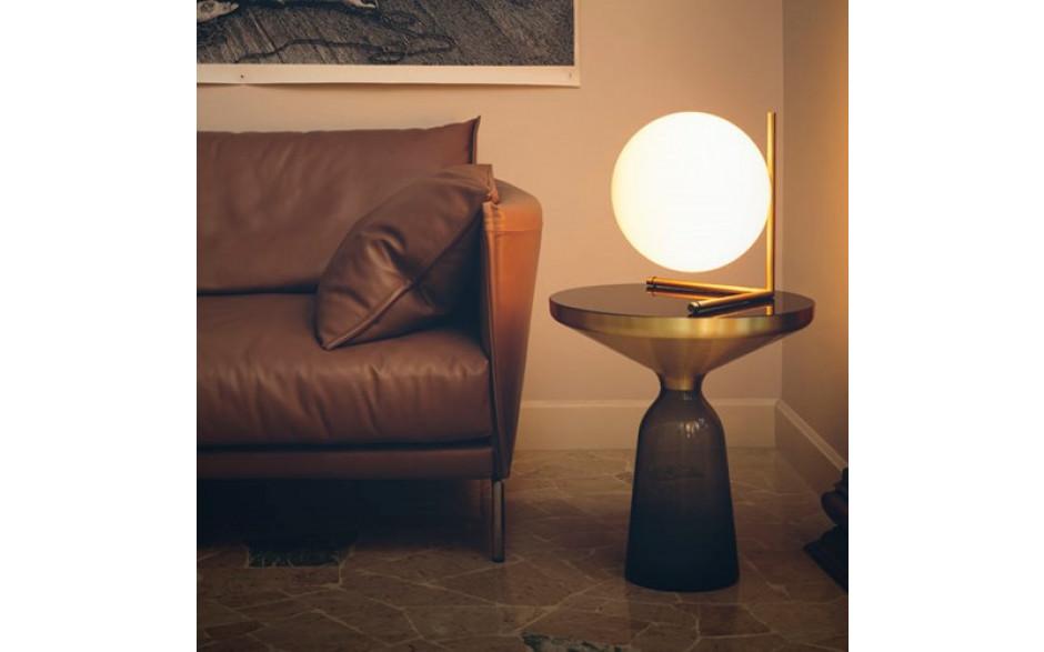 Flos lampada da tavolo ic t ottone