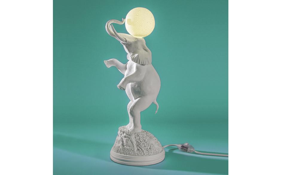 Seletti lampada in resina elephant lamp for Lampada scimmia seletti
