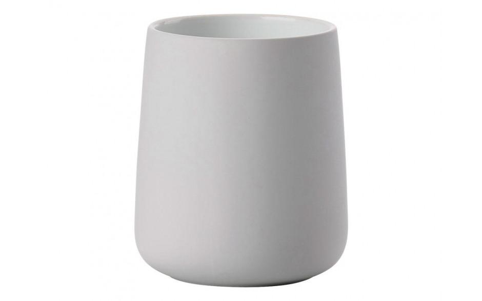 Toothbrush mug Nova Soft Grey