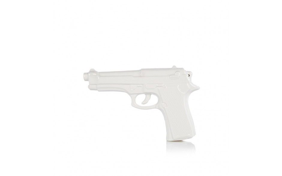 """Pistola in porcellana """"My Gun"""" - linea Memorabilia - Seletti -"""