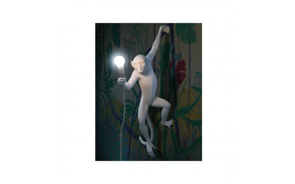 "Lampada in resina ""Monkey Lamp"" - Seletti - Appesa"