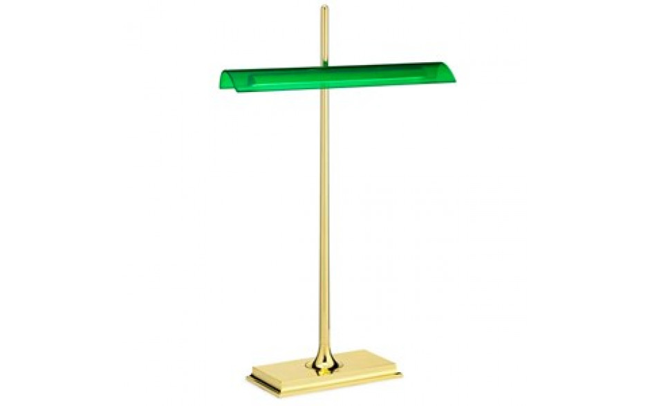 Flos - GOLDMAN USB - ottone/verde