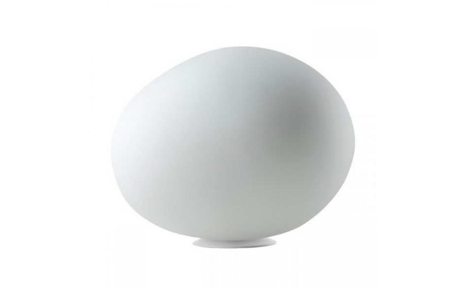 Foscarini - LAMPADA DA TAVOLO POLY GREGG GRANDE - bianco