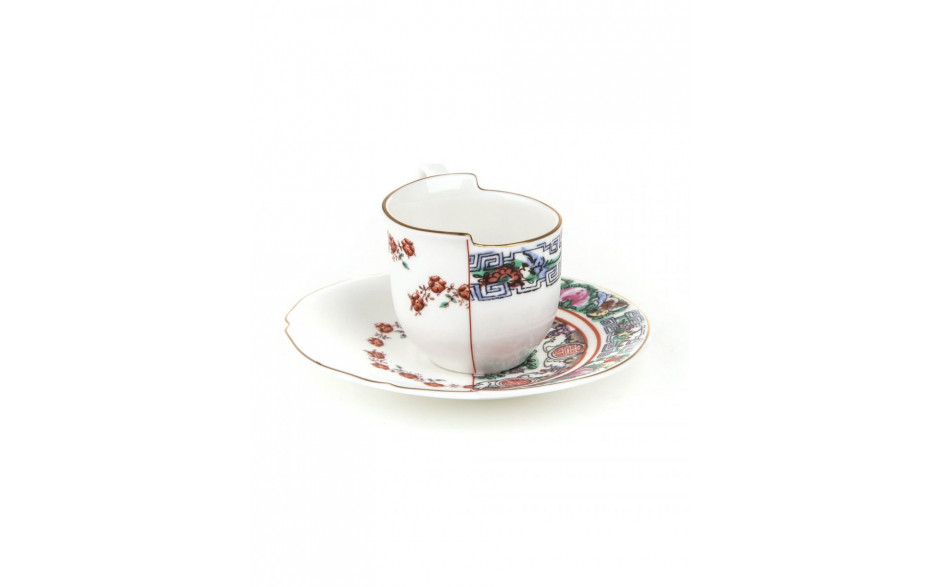 Tazzina da Caffè con Piattino Hybrid-Tamara