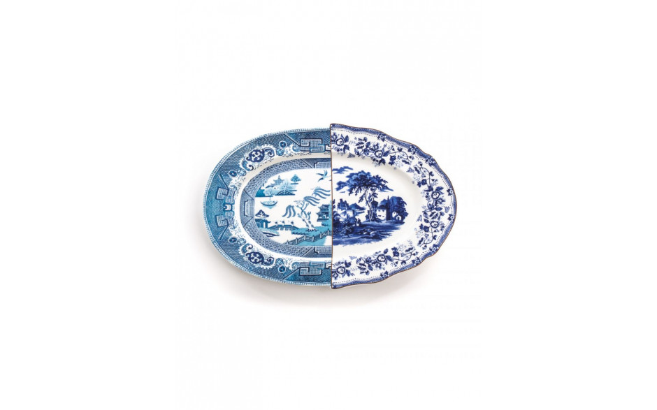 Vassoio in Porcellana Hybrid-Diomira