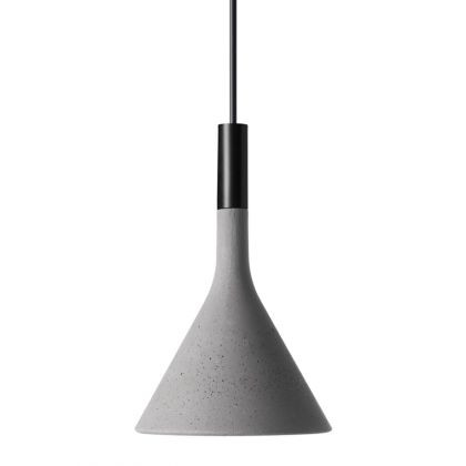 Foscarini - LAMPADA A SOSPENSIONE APLOMB MINI - grigio
