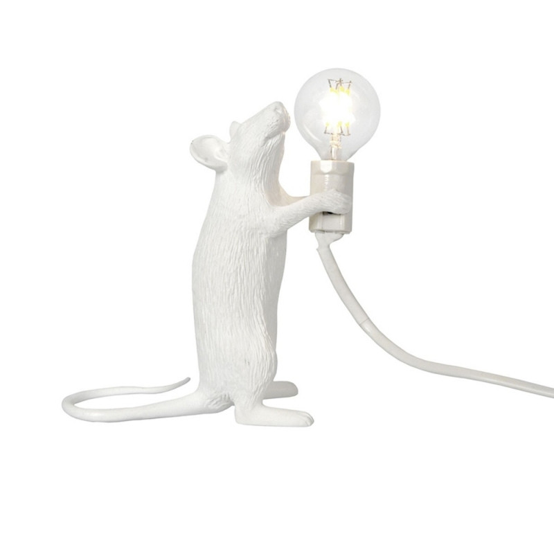 seletti mouse lamp standing. Black Bedroom Furniture Sets. Home Design Ideas