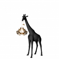 Giraffa in Love Black XS