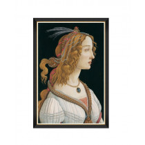Stampa The Nynpy by Botticelli