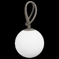 Bolleke Lampada a sfera Grigio topo