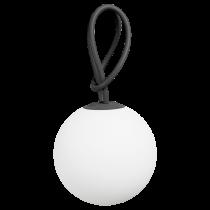 Bolleke Lampada a sfera Anthracite
