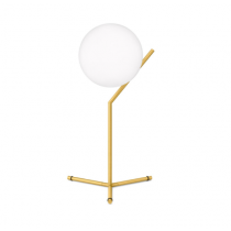 Flos - LAMPADA DA TAVOLO IC T1 HIGH - ottone