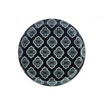Christopher Vine - PIATTO PICCOLO ALCAZAR - black circle
