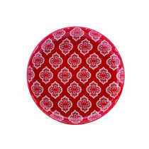 Christopher Vine - PIATTO PICCOLO ALCAZAR - red circle