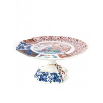 Alzata in Porcellana Hybrid-Moriana