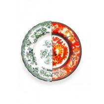 Piatto Fondo in Porcellana Hybrid-Cecilia