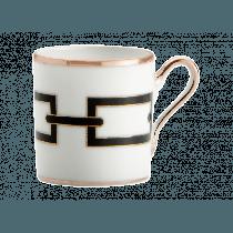 Richard Ginori - TAZZINA CAFFE' CATENE NERO