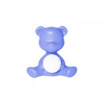 Teddy Girl Lamp Blu