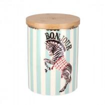 Zebra Jar