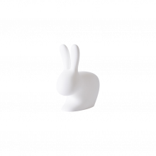 Qeeboo - RABBIT XS DOORSTOPPER  WHITE