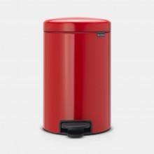 Pedal Bin Newicon 12 litri - Passion Red