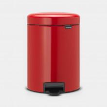 Pedal Bin Newicon 5 litri - Passion Red
