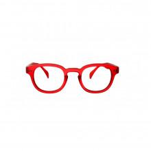 """Occhiali """"Let Me See"""" - modello C rosso - grad 3"""