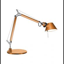 TOLOMEO MICRO LAMPADE DA TAVOLO ARANCIONE