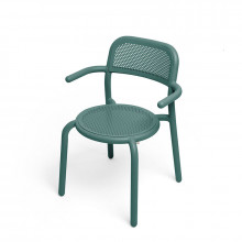 Toní Armchair Chair with armrest Pine Green