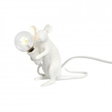 Seletti - MOUSE LAMP SITTING