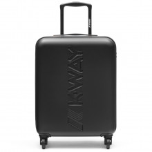 K-WAY - K-AIR CABIN TROLLEY BLACK