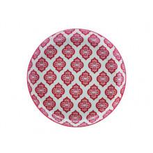 Christopher Vine - PIATTO GRANDE ALCAZAR - red circle