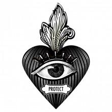 CUORE EX-VOTO - PROTECT / PROTEGGI
