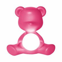 TEDDY GIRL LAMP FUXIA