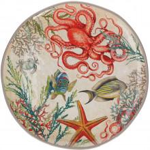 Vassoio Rotondo Sea Life