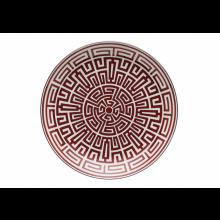 Centrotavola Labirinto Scarlatto