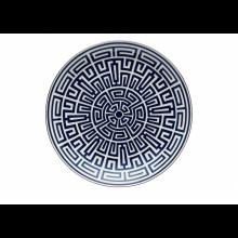 Centrotavola Labirinto Zaffiro