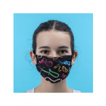 Facemask Toiletpaper SNAKES S/M