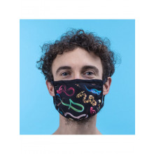 Facemask Toiletpaper SNAKES M/L