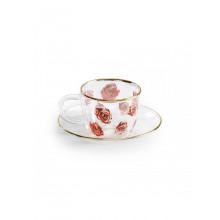 Tazzina da Caffè Toiletpaper Roses