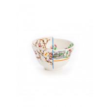 Ciotola in Porcellana Portafrutta Hybrid-Irene