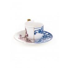 Tazzina da Caffè con Piattino Hybrid-Eufemia