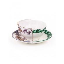 Tazza da Tè con Piattino Hybrid-Isidora