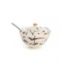 Zuccheriera in Porcellana Hybrid-Maurilia
