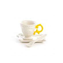 I-WARES I-Coffee Yellow